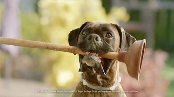 Seresto TV Spot, 'Whatever Your Dog Brings Home'