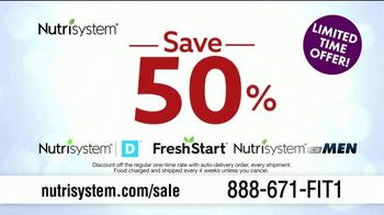 Nutrisystem Spring Sales Event TV Spot, 'Save 50 Percent' Featuring Marie Osmond - Thumbnail 9
