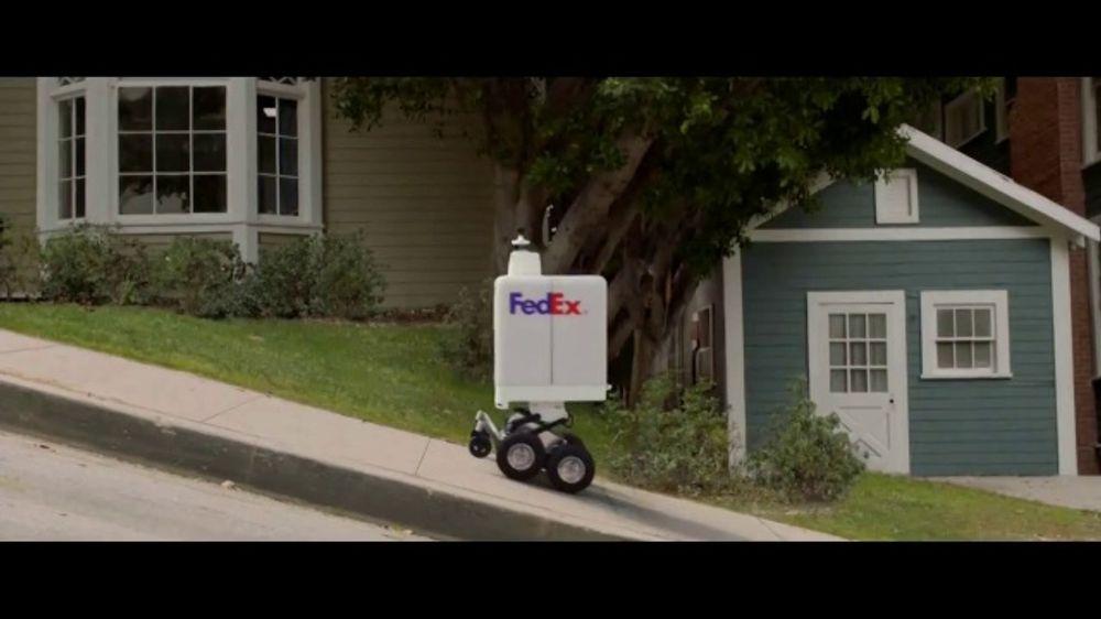 FedEx SameDay Bot TV Commercial, 'Meet the FedEx SameDay Bot'
