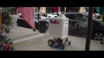 FedEx SameDay Bot TV Spot, 'Meet the FedEx SameDay Bot' - Thumbnail 3
