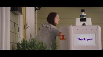 FedEx SameDay Bot TV Spot, 'Meet the FedEx SameDay Bot' - Thumbnail 9