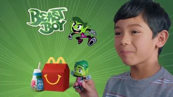 McDonald's Happy Meal TV Spot, 'Teen Titans Go!: Your Squad' - Thumbnail 3