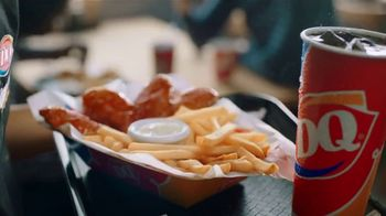 Dairy Queen Chicken Strip Baskets TV Spot, 'Sauced and Tossed' - Thumbnail 1