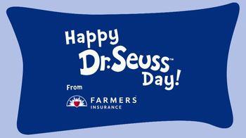 Farmers Insurance TV Spot, '2019 Dr. Seuss Day' - 8 commercial airings