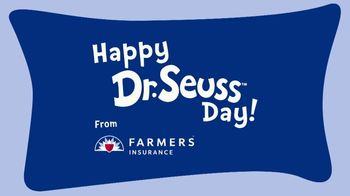 Farmers Insurance TV Spot, '2019 Dr. Seuss Day' - 8 commercial airings