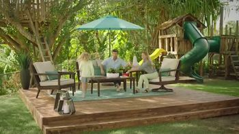 Rooms to Go Outdoor TV Spot, 'Go All Out' - Thumbnail 6