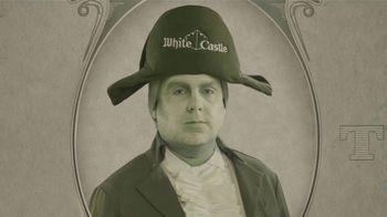 White Castle $3 Threedom to Choose TV Spot, 'Three Dollar Bill' - Thumbnail 1
