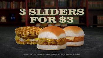 White Castle $3 Threedom to Choose TV Spot, 'Three Dollar Bill' - Thumbnail 8