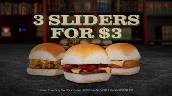 White Castle $3 Threedom to Choose TV Spot, 'Three Dollar Bill' - Thumbnail 9