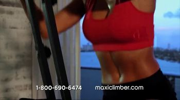 MaxiClimber XL TV Spot, 'Climb Over New Challenges' - Thumbnail 9