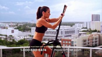 MaxiClimber XL TV Spot, 'Climb Over New Challenges'
