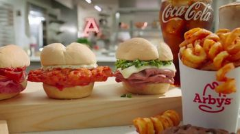 Arby's $1 Menu TV Spot, 'Afternoon Snack' Featuring H. Jon Benjamin, Song by YOGI