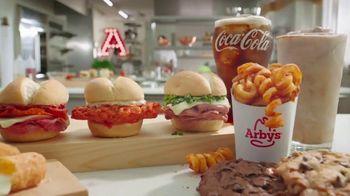 Arby's $1 Menu TV Spot, 'Afternoon Snack' Featuring H. Jon Benjamin, Song by YOGI - Thumbnail 7