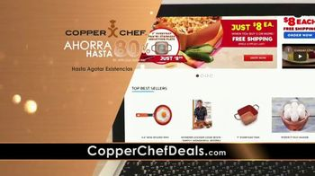 Copper Chef Gran Venta Especial TV Spot, 'Date prisa' [Spanish] - Thumbnail 10