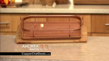 Copper Chef Gran Venta Especial TV Spot, 'Date prisa' [Spanish]