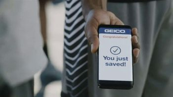 GEICO TV Spot, 'A Barbershop Quartet Plays Basketball' - Thumbnail 7