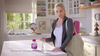 MiraLAX TV Spot, 'Unblock Your System Naturally'