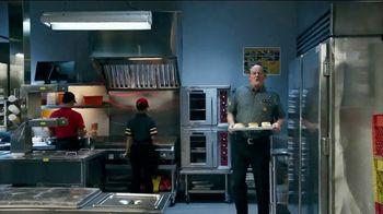 Hardee's TV Spot, 'Hands' Featuring David Koechner - Thumbnail 1