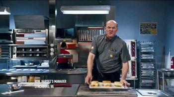 Hardee's TV Spot, 'Hands' Featuring David Koechner - Thumbnail 2