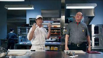 Hardee's TV Spot, 'Hands' Featuring David Koechner - Thumbnail 5