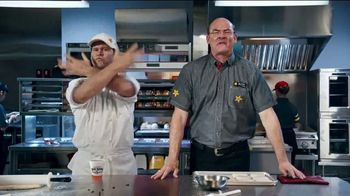 Hardee's TV Spot, 'Hands' Featuring David Koechner - Thumbnail 8