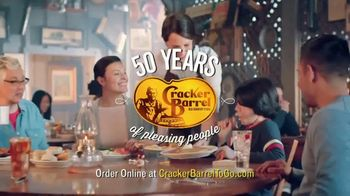 Cracker Barrel Old Country Store and Restaurant TV Spot, '50 Years' - Thumbnail 9