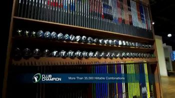 Club Champion TV Spot, 'All the Options' - Thumbnail 4