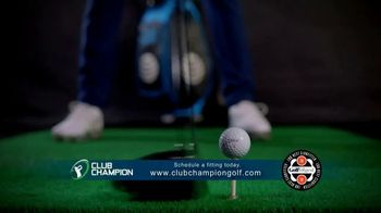 Club Champion TV Spot, 'All the Options' - Thumbnail 8