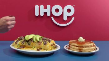 IHOP Omelettes With Unlimited Pancakes TV Spot, 'Coin Toss' - Thumbnail 1