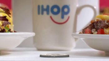 IHOP Omelettes With Unlimited Pancakes TV Spot, 'Coin Toss' - Thumbnail 5