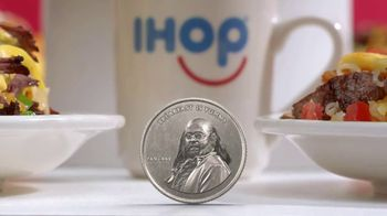 IHOP Omelettes With Unlimited Pancakes TV Spot, 'Coin Toss' - Thumbnail 6