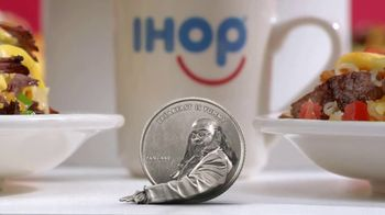 IHOP Omelettes With Unlimited Pancakes TV Spot, 'Coin Toss'