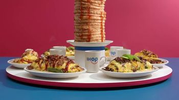IHOP Omelettes With Unlimited Pancakes TV Spot, 'Coin Toss' - Thumbnail 9