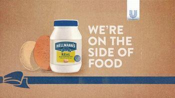 Hellmann's Real Mayonnaise TV Spot, 'Amazing Taste' - Thumbnail 10