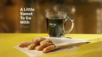 McDonald's Donut Sticks TV Spot, 'Act of Kindness' Song by Zedd, Maren Morris, Grey - Thumbnail 10