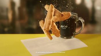 McDonald's Donut Sticks TV Spot, 'Act of Kindness' Song by Zedd, Maren Morris, Grey - Thumbnail 9