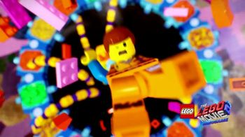 LEGO Movie 2 Video Game TV Spot, 'Amazing New Worlds' Song by Can't Stop Won't Stop - Thumbnail 9