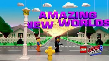 LEGO Movie 2 Video Game TV Spot, 'Amazing New Worlds' Song by Can't Stop Won't Stop - Thumbnail 3