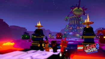LEGO Movie 2 Video Game TV Spot, 'Amazing New Worlds' Song by Can't Stop Won't Stop - Thumbnail 4