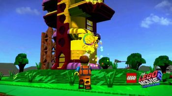 LEGO Movie 2 Video Game TV Spot, 'Amazing New Worlds' Song by Can't Stop Won't Stop - Thumbnail 7