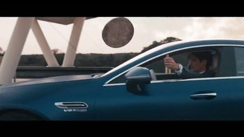 Mercedes-Benz AMG GT 4-Door Coupe TV Spot, 'Life Is a Race' [T1] - 69 commercial airings