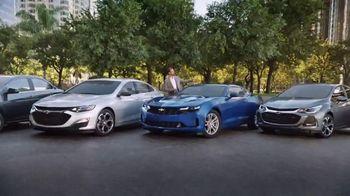 Chevrolet TV Spot, 'Seven Great Cars' [T2] - Thumbnail 4