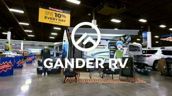 Gander Outdoors & RV TV Spot, 'Do More, See More' - Thumbnail 6