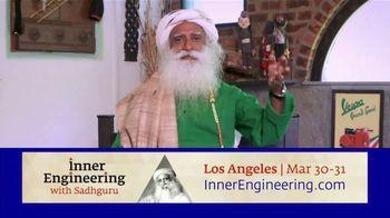 Inner Engineering With Sadhguru TV Spot, '2019 Los Angeles: Chemistry'