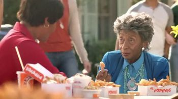 Popeyes $5 Southern Butterfly Shrimp TV Spot, 'Granny' - Thumbnail 2