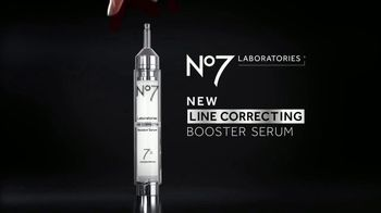 No7 Laboratories Line Correcting Booster Serum TV Spot, 'Forget Injections' - Thumbnail 5