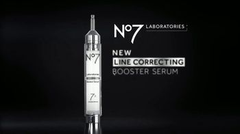 No7 Laboratories Line Correcting Booster Serum TV Spot, 'Forget Injections' - Thumbnail 9