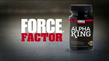 Force Factor Alpha King TV Spot, 'Step It Up' - Thumbnail 3