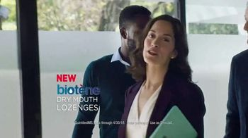 Biotene Dry Mouth Lozenges TV Spot, 'Constantly Dry' - Thumbnail 5