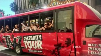 TMZ Celebrity Tour TV Spot, 'Paraphrasing'